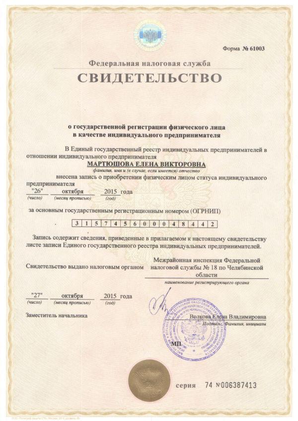 Аббревиатура свидетельства о государственной регистрации ип заполнение декларации 3 ндфл при приобретение квартиры